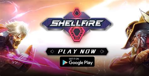 shellfire apk  fps moba game  android
