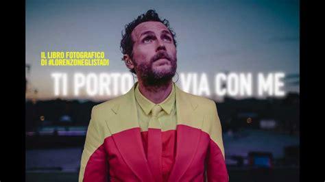 Jovanotti Ti Porto Via Con Me Torrent by Ti Porto Via Con Me Il Libro Fotografico Di