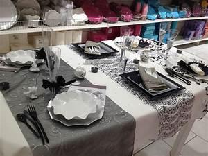 Table De Fete Decoration Noel : id e d co table de fete ~ Zukunftsfamilie.com Idées de Décoration