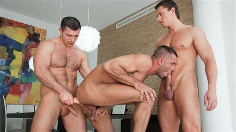 Alex Brinsky Sergio Serrano And Rob Nelson Gay Wild