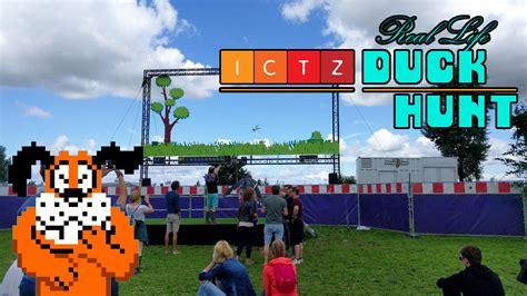 Campzone Ictz Real Life Duck Hunt