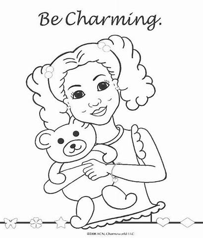 Coloring Pages African American Princess Printable Sheets