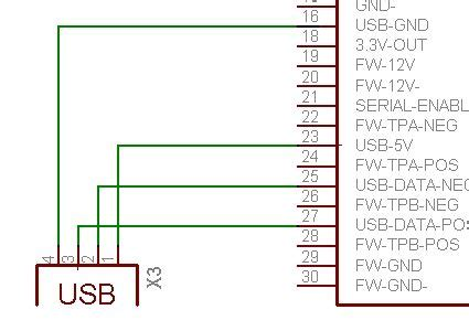 pinout of usb wiring ipod dock connector diagrams electronic diagrams