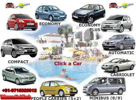 Hire A All Type Of Luxury, Economy, Comfort Car On Rent At
