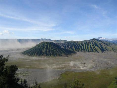 foto gunung bromo sunrise tempat wisata foto gambar