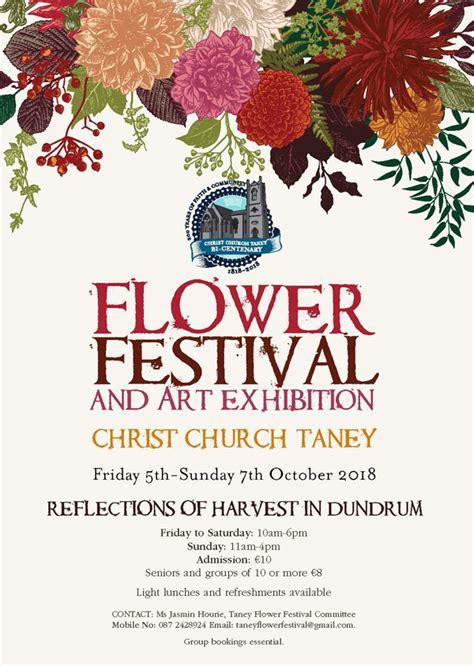 flower festival  art exhibition  church  ireland