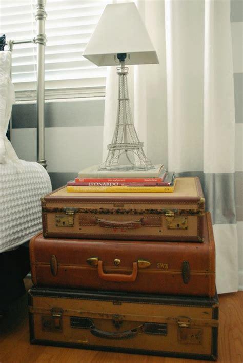 Table De Chevet Diy Table De Chevet Unique Pour D 233 Corer Votre Chambre