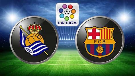 Real Sociedad vs Barcelona Full Match & Highlights 14 ...