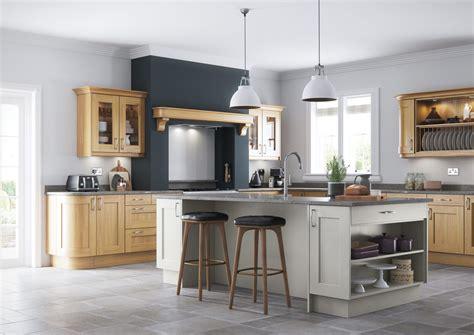 stanton oak classic kitchens caple uk