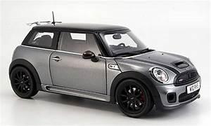 Mini Cooper Grise : mini cooper jcw miniature r56 grise kyosho 1 18 voiture ~ Maxctalentgroup.com Avis de Voitures