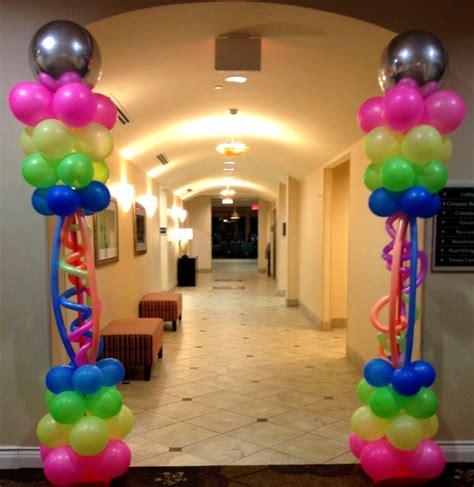 Retro Disco Party Theme Lewisville Tx Disco Balloons
