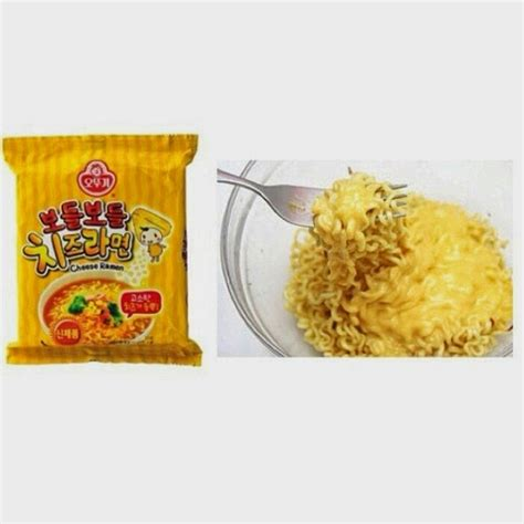 mie cheese ramen all you can here ramen keju korea halal cheese