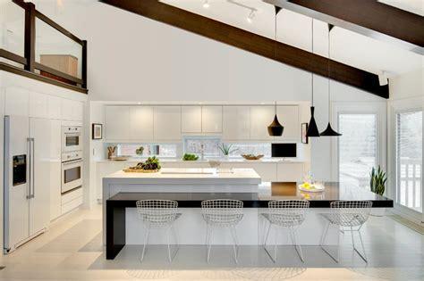 Modern Sophisticate   Kitchen & Living Room   Scandinavian