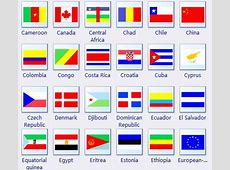 Flags cliparts image #1