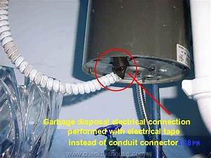Garbage Disposal Gfci Required