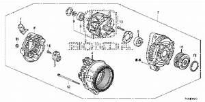 Denso Chrysler Alternator Wiring Diagram : honda online store 2012 odyssey alternator denso parts ~ A.2002-acura-tl-radio.info Haus und Dekorationen