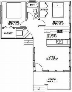 Tiny House Bauplan : 16x30 tiny house 705 sq ft pdf floor plan 9ft walls model 1l tiny houses ~ Orissabook.com Haus und Dekorationen