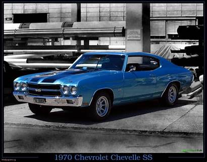 Chevelle Ss 1970 Muscle Cars American Chevrolet