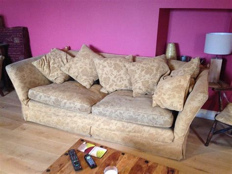 knowle settee lewis knowle drop arm sofa 3 seater feather sofa