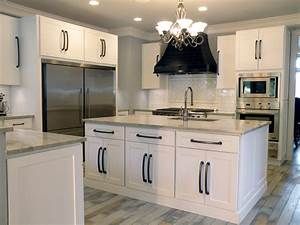 White Shaker Heritage Classic Cabinets