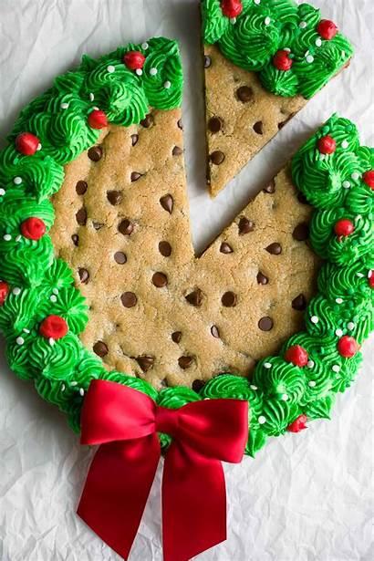 Cake Cookie Christmas Wreath Recipe