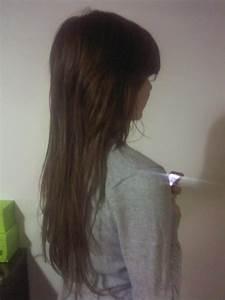 Coupe Cheveux Long Dégradé : coupe de cheveux long d grad effil ~ Dode.kayakingforconservation.com Idées de Décoration