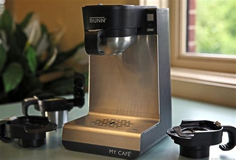 Bunn Mcu Single Cup Multi-use Home Coffee Brewer Reviewed Burr Coffee Grinder Mechanism Saeco Machine Aulika Hamilton Iced Maker Hyperchiller Brew Group Stuck Zoku Purple Hario V60 Krups Gvx231