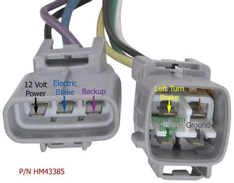 factory trailer wiring harness for a 2003 toyota sequoia