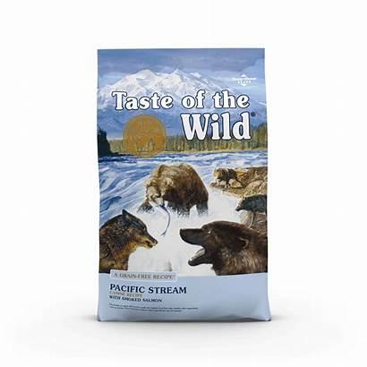 Pacific Stream Salmon Wild Taste Smoked Canine