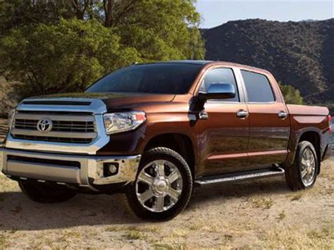 toyota tundra crewmax pricing ratings reviews
