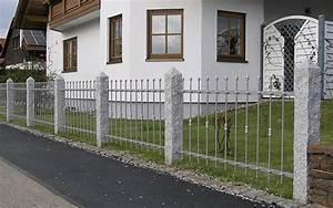 Gartenzäune Aus Metall Günstig : metall zaun elemente pt67 hitoiro ~ Lizthompson.info Haus und Dekorationen