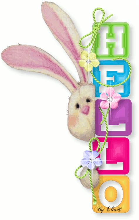 Bunny Hello Pictures, Photos, and Images for Facebook ...