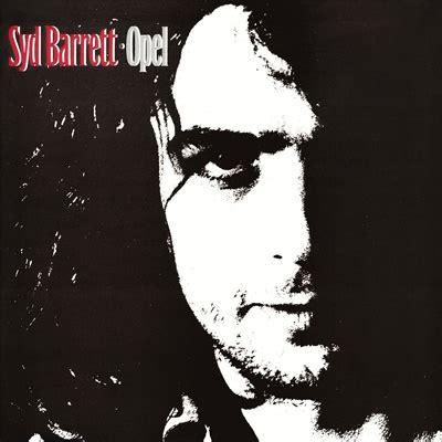 Opel Syd Barrett by Opel Syd Barrett Hmv Books Sicp 31258