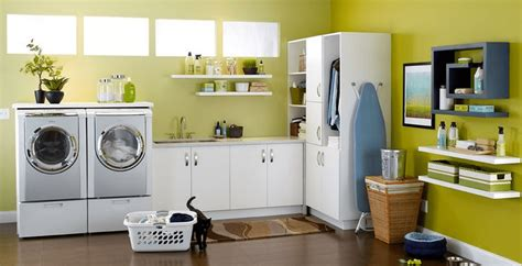 laundry room paint color ideas