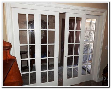 bypass closet doors doors interior sliding give measurement on the