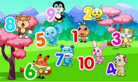 Game For Kids  Counting 123 Apk Download  Free Educational Game For Android Apkpurecom