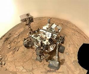 Rough Red Planet Rocks Rip Rover Curiosity Wheels ...