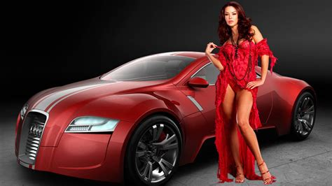 hot models with cars 60 sexy cars and girls wallpaper and pictures