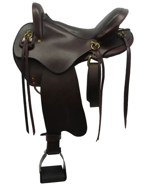 draft horse saddle horn western saddles 5inch 1683