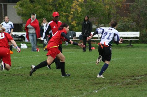 2012 Cheetahs: Flag Football Photos