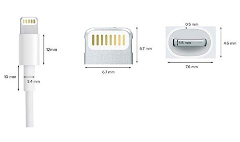 iphone charger length dimensions of apple lightning charger iphone