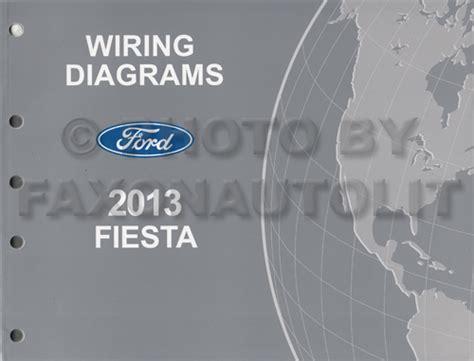 2013 Ford Fiestum Wiring Diagram 2013 ford wiring diagram manual original