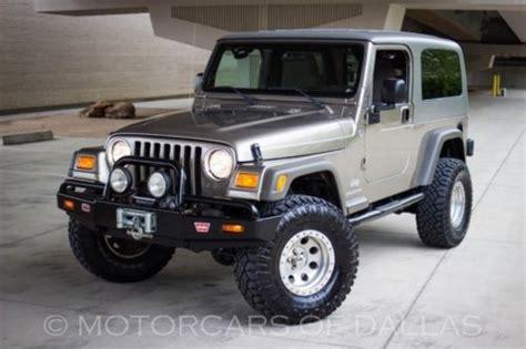 desert tan jeep liberty find used 2005 jeep wrangler unlimited auto 4x4 arb bumper