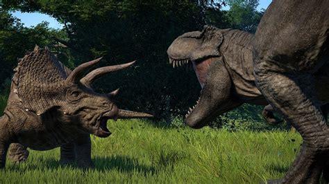 jurassic world evolution review ign
