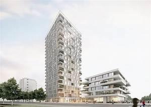 Eike Becker Architekten : wohnhochhaus theodor loos weg berliner architektur urbanistik ~ Frokenaadalensverden.com Haus und Dekorationen