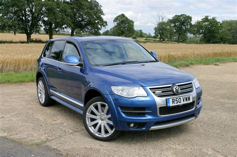 2008 Vw Touareg Reviews by Volkswagen Touareg R50 Review 2008 2009 Parkers
