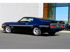 1972 Ford Mustang Mach 1 for Sale | ClassicCars.com | CC-1075325