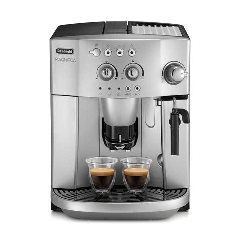 delonghi magnifica esam bean  cup espresso