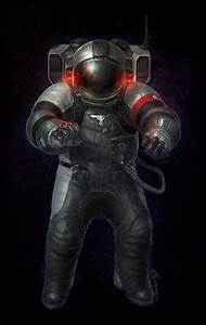 The German astronaut. by someone1fy on DeviantArt