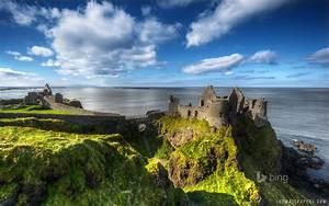 Dunluce Castle, County Antrim, Northern Ireland wallpaper ...
